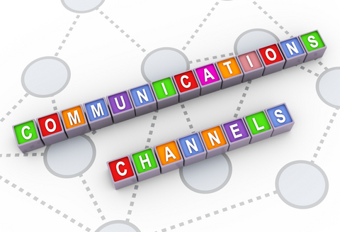 communication channels Electronic communication channels encompass email, internet, intranet and social media platforms this channel can be used for one-on-one, group or mass communication it is a less personal method.