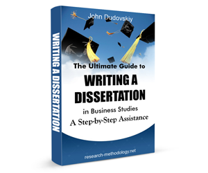 Conduct primary research dissertation