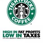 Starbucks Coffee Tax Scandal