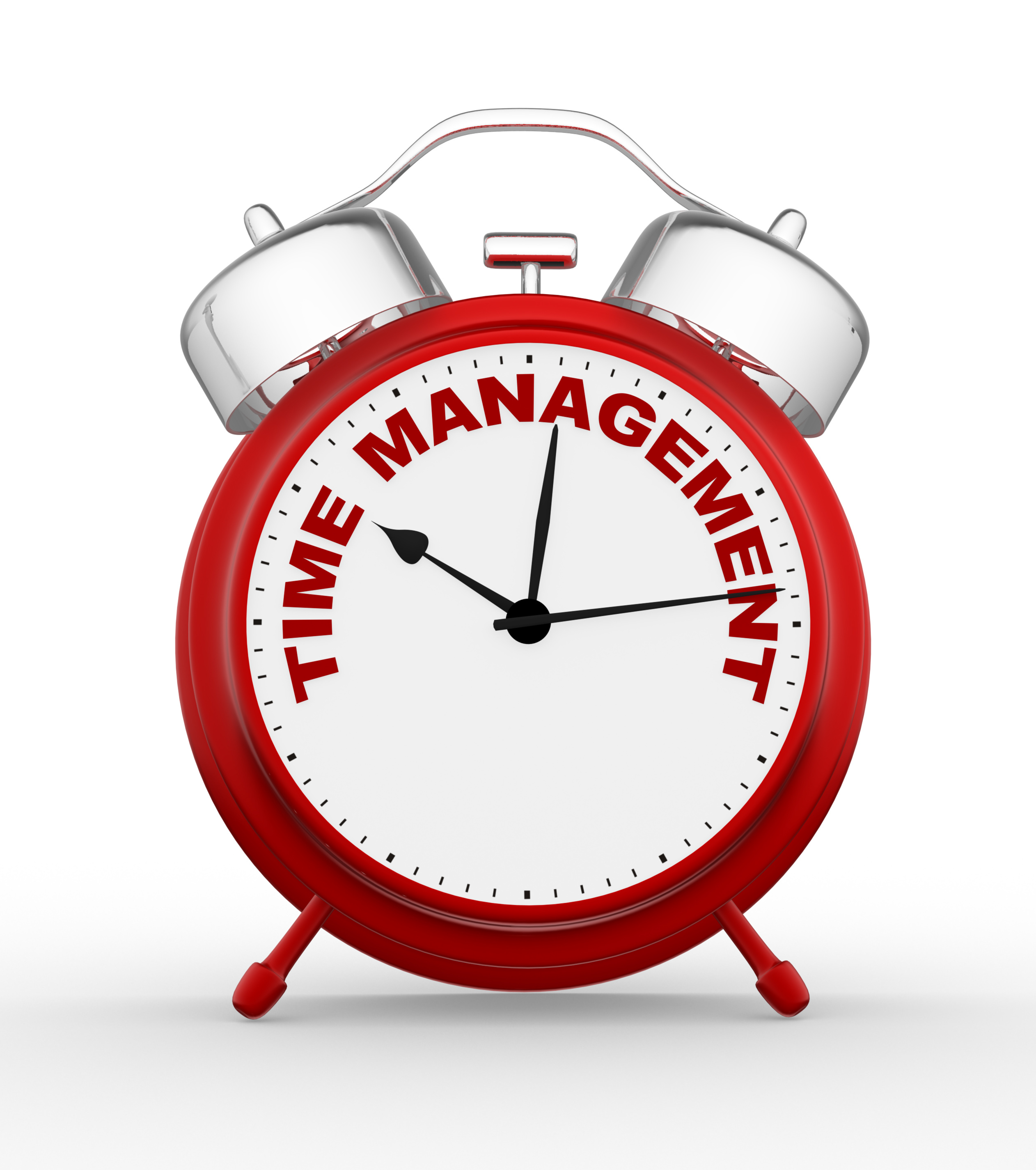 research on time management