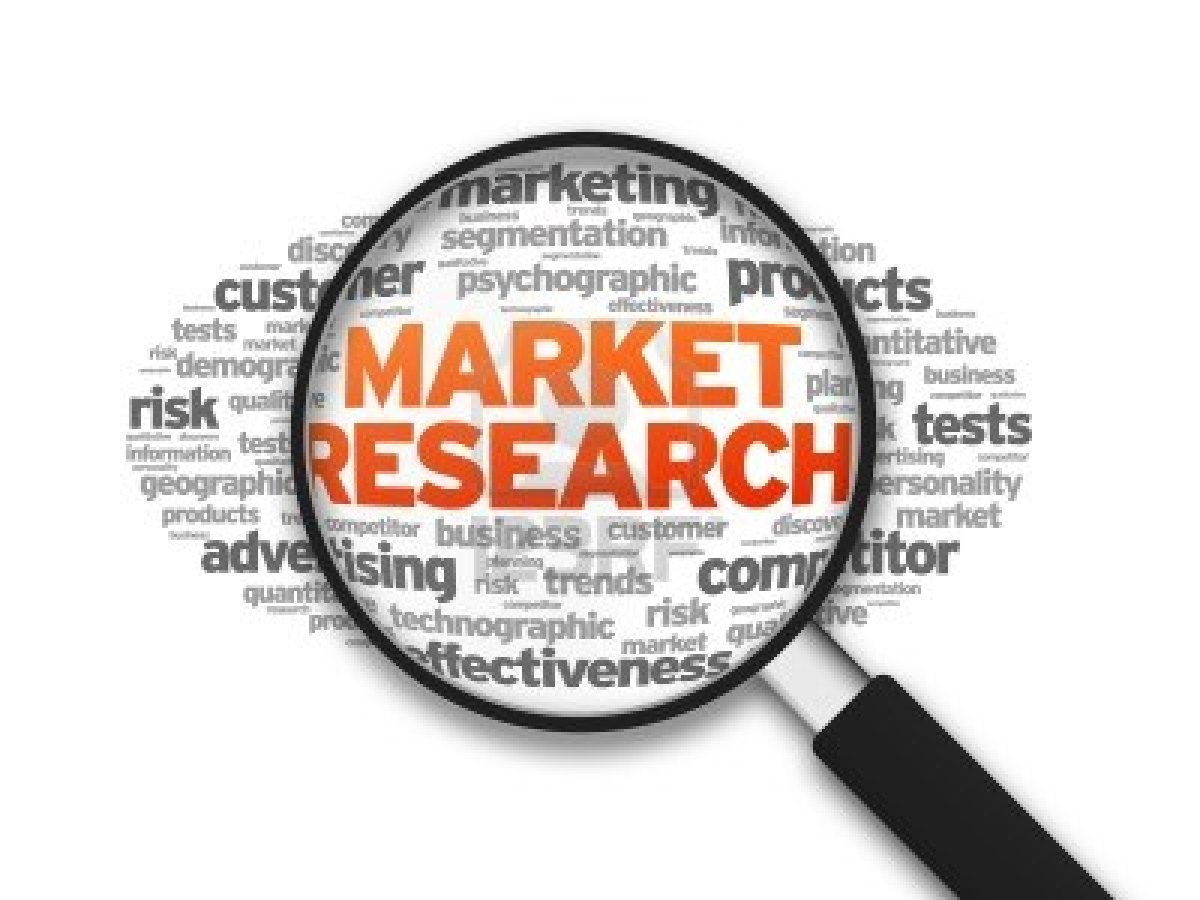 marketing reserach Market research is the use of surveys, product testing and focus groups to assess  the viability of a new product or service.