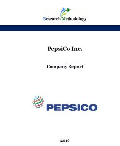 pepsico-inc-report