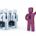 leadership in private sector organisations