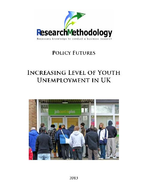 Youth Unemployment in UK