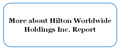 Hilton Worldwide Report