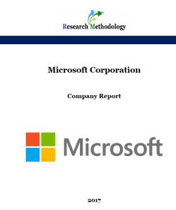 Microsoft Corporation Report