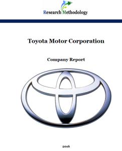 Toyota Company Report