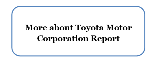 marketing strategy at toyota motor corporation Toyota motor europe (tme) leading marketing companies manufacturing plants 2002 sales: 760,000 units  toyota motor corporation toyota's global strategy.