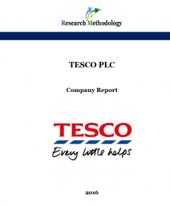 Tesco PLC Report