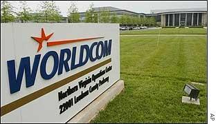 fall of worldcom