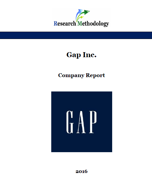 the gap inc essay Sample of gap's mission statement essay (you can also order custom written gap's mission statement essay.