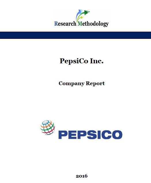 pepsico research paper