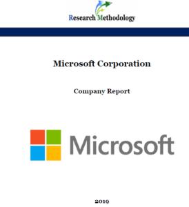 Microsoft Report 2019