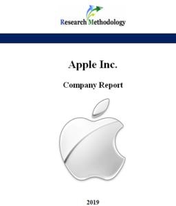 Apple Inc. Report 2019
